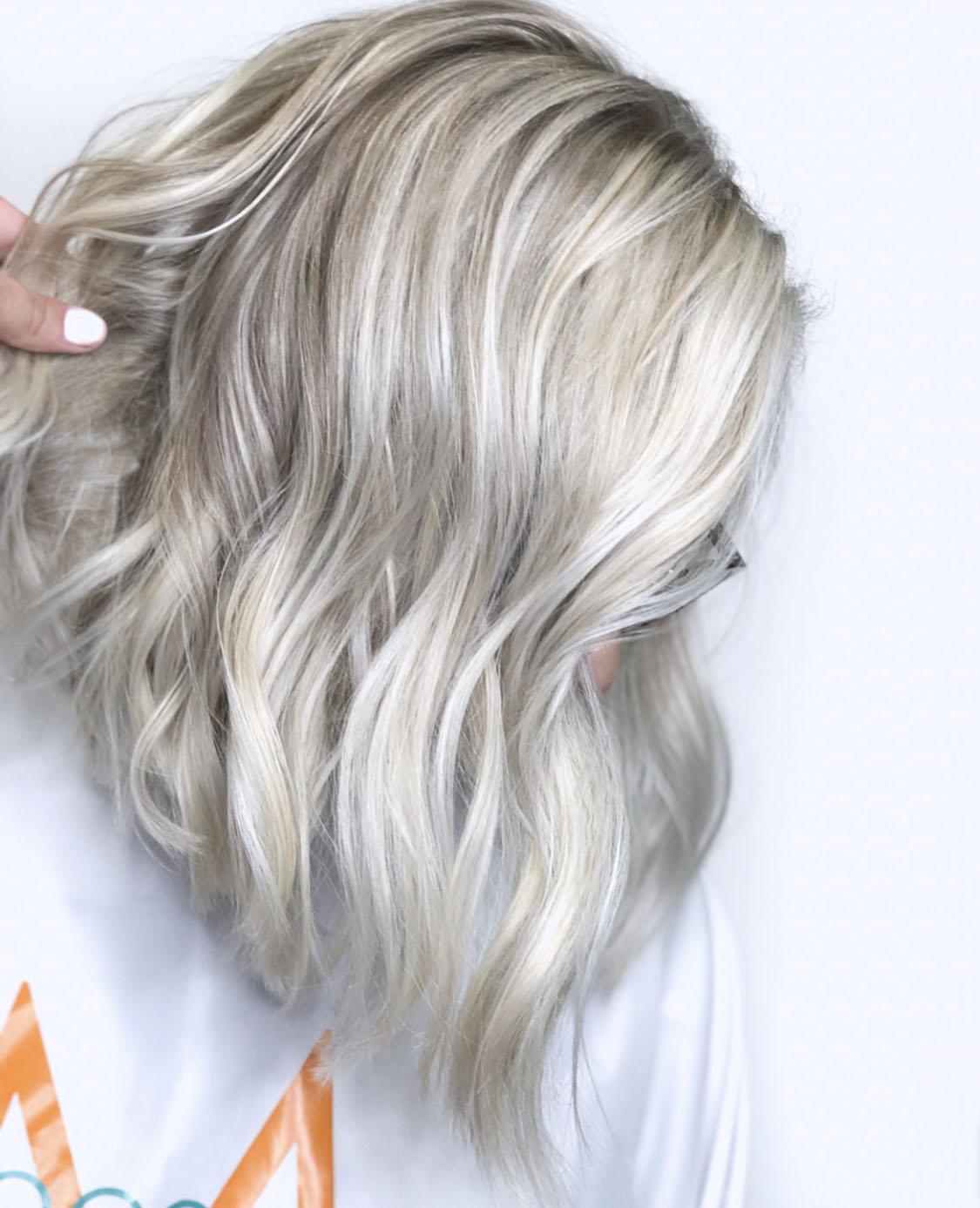 Bombshell Blonding